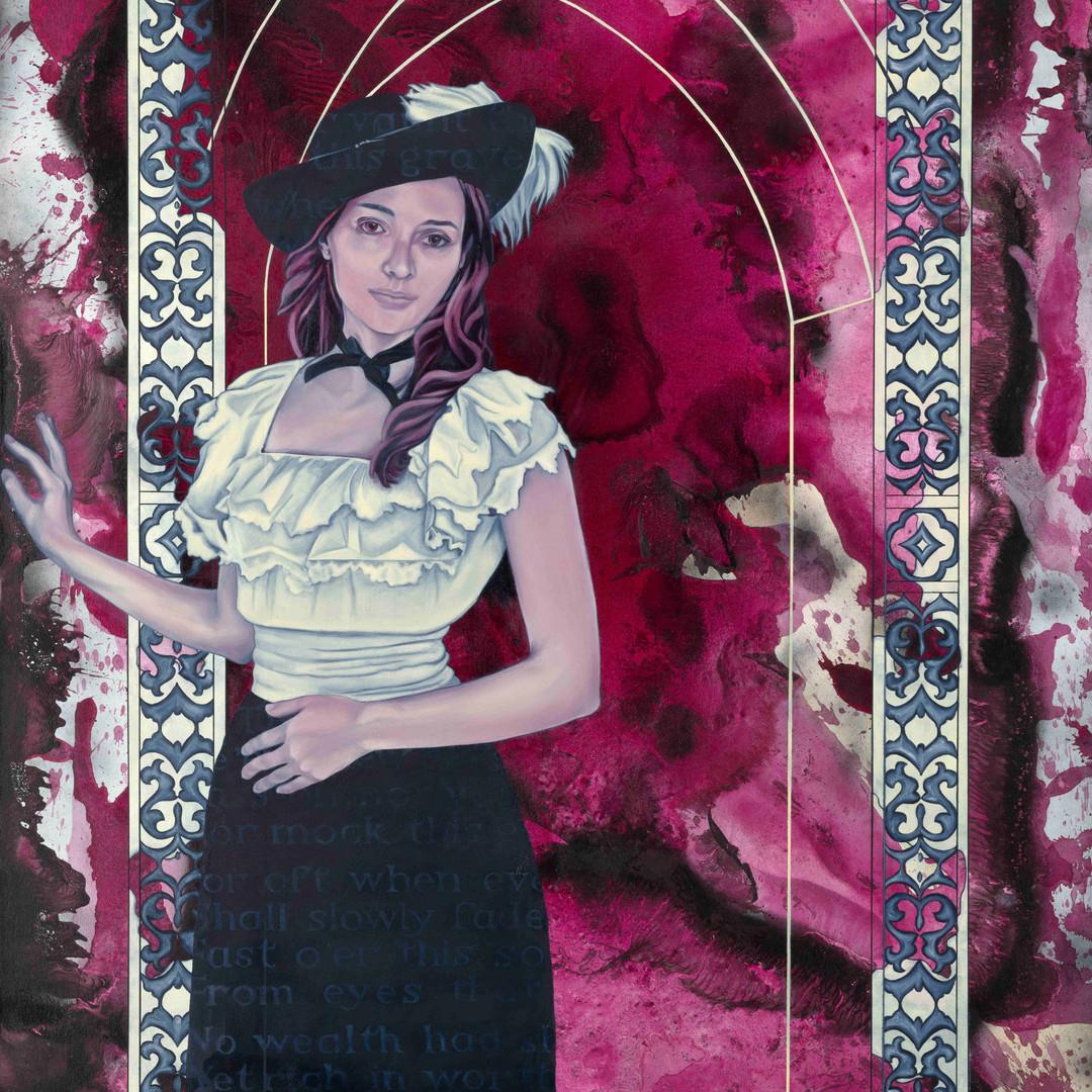Imogen Playing Mary 'Perdita' Robinson