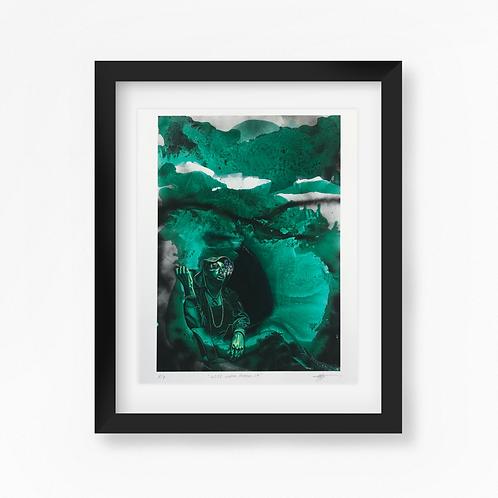 4012, Walton Avenue - Limited Edition of 40 Art Print - Framed
