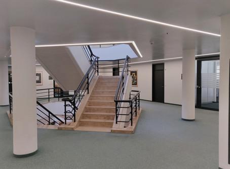 LLB Vaduz - Umbau