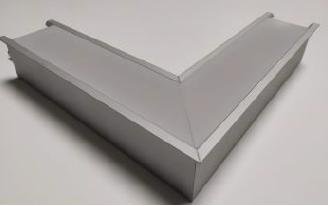 UNEX Montageprofil Eckverbinder NEU