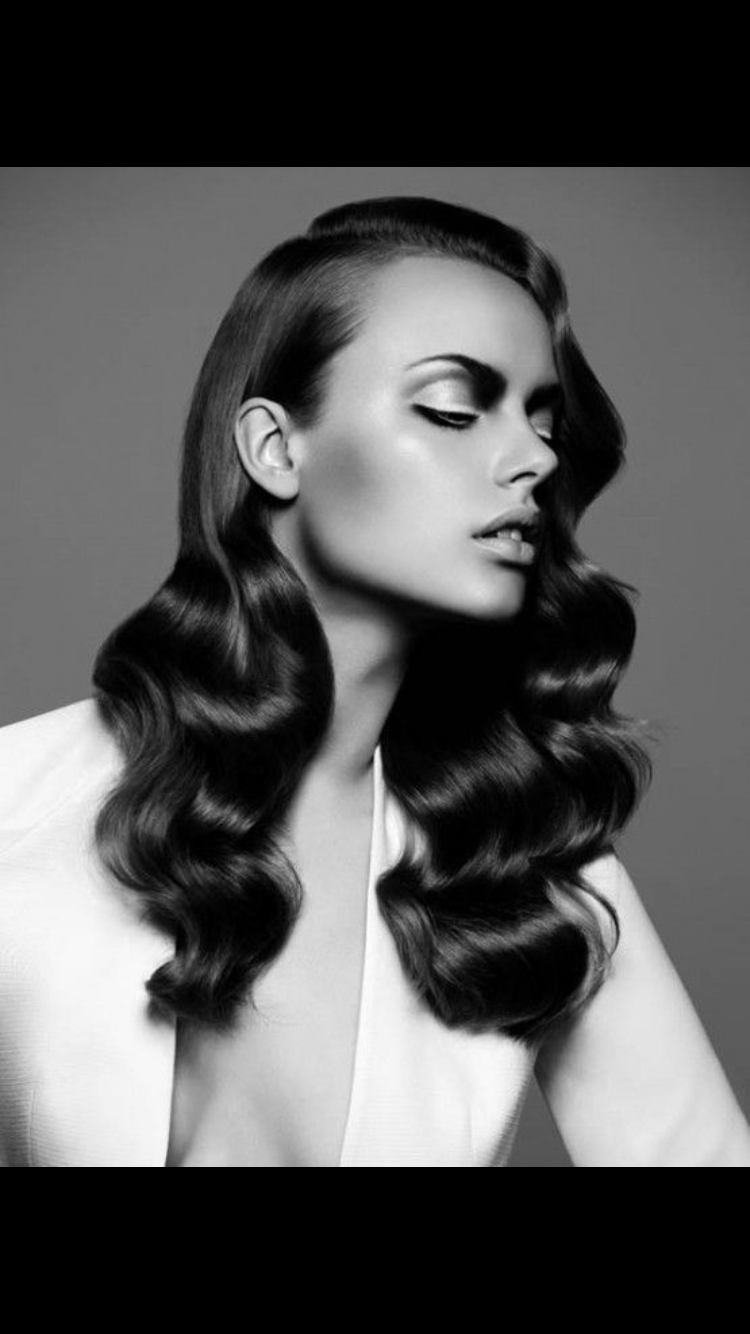 Pin Curl (ONLY)