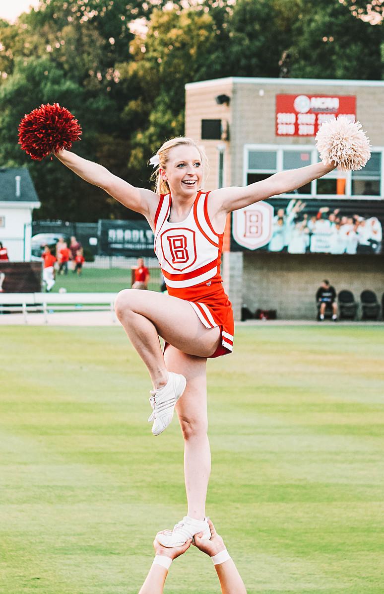 Bradley University Cheerleading