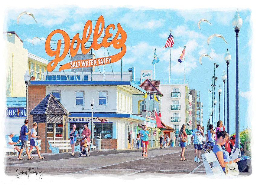 Dolles Rehoboth Beach
