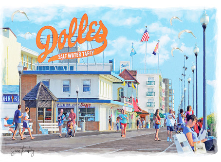 Rehoboth Beach Reopening - May 15
