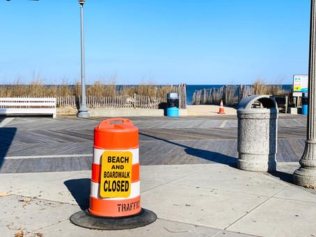 Rehoboth Beach Closed - Spring 2020