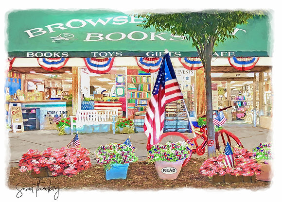Browseabout Books Americana