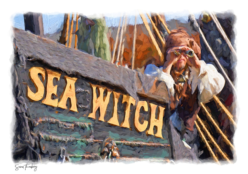 Rehoboth Beach Sea Witch Festival