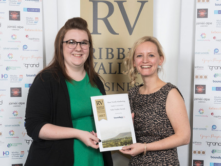 Highly Commended - Ribble Valley Business Awards 2017