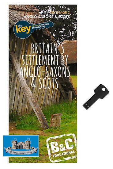 Britain's settlement by Anglo-Saxons and Scots