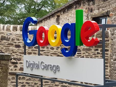 Google Digital Garage at Skipton Castle