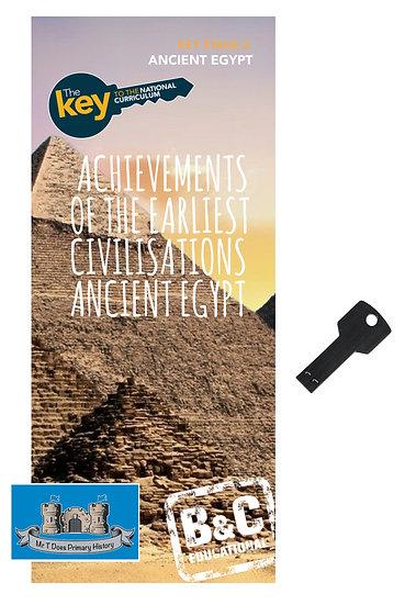 Ancient Egypt – achievements of the earliest civilisations