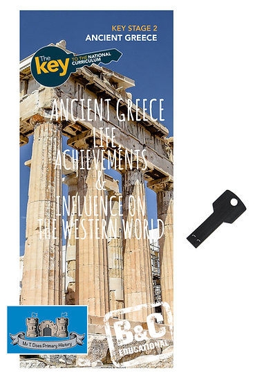 Ancient Greece - life, achievements and influence on the western world