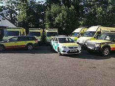 Medical services fleet