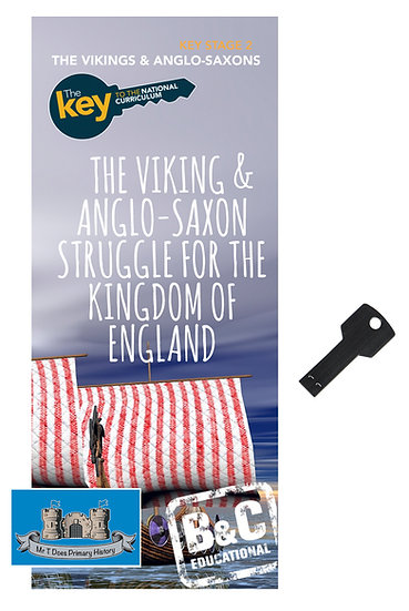 The Viking and Anglo-Saxon struggle for the Kingdom of England