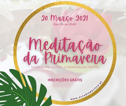 Meditação da Primavera  2021