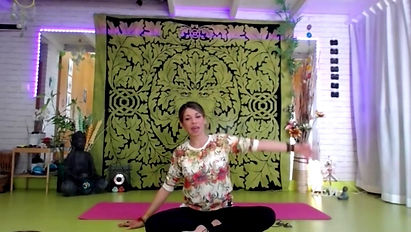 Aula de Yoga Flow