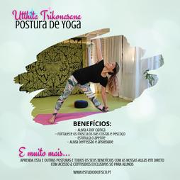 Yoga: Ásana da Semana