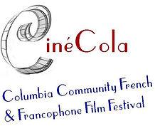 Logo for CinéCola film festival