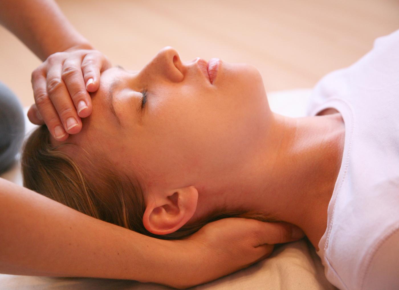 Reiki séance relaxation