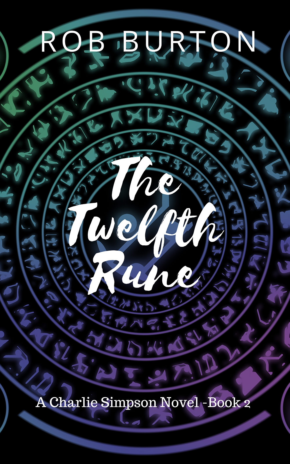 The Twelfth Rune Front Cover