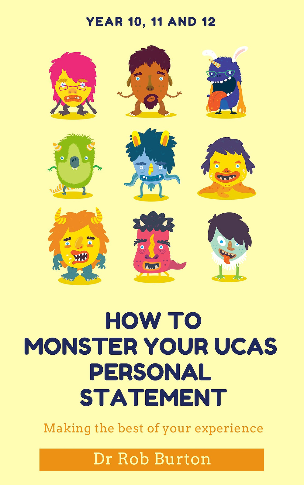 Book cover  Monsters