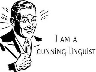 Lingo Poem from a Cunning Linguist