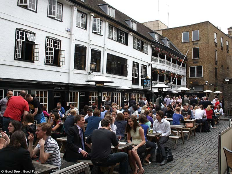The George Inn - Southwark