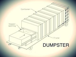 Dumpster - short story