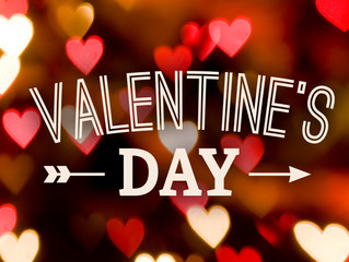 10 things to remember about St Valentines Day