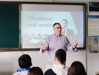 Teaching in China during the time of the virus