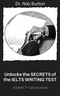 Unlocks the secrets the IELTS writing te