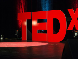 Dr Rob is going to do a TED Talk