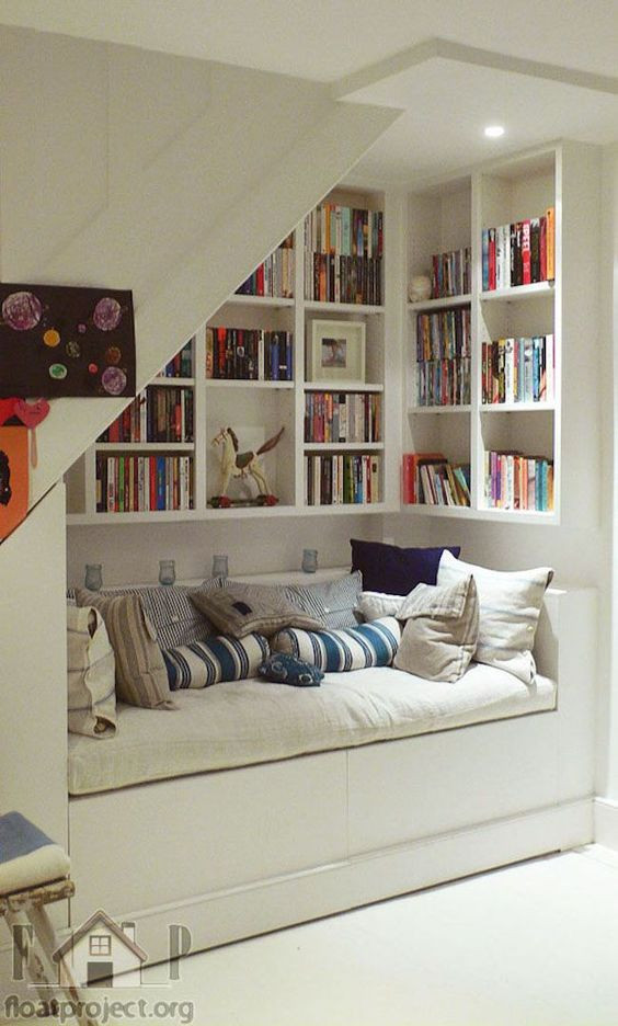 Under the Stairs – It doesn't have to be boring!