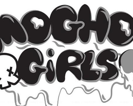 MOGHO GIRLS collaboration debut at Design Festa vol. 48