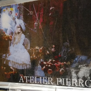 MINI KAWAII INTERVIEW - Designer of Atelier Pierrot