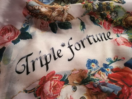 MINI KAWAII INTERVIEW - Director and Designer of Triple Fortune (3F)