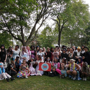 Toronto Harajuku Walk - August 10th 2019