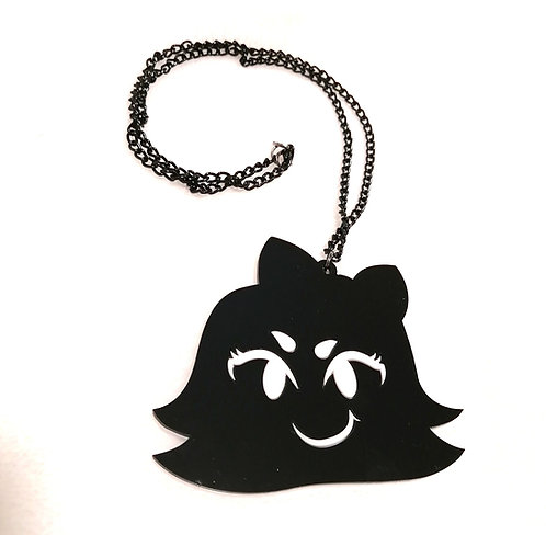 GHOST GiRL's Shadow Necklace