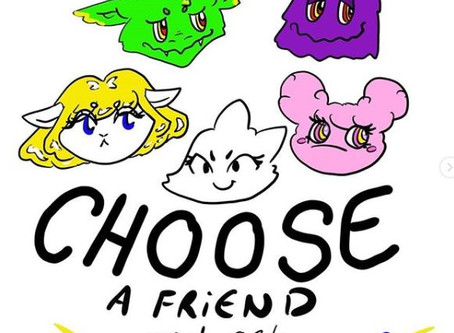 GHOST GiRL'S Character Concept Contest Winners - #gggcharactercontest