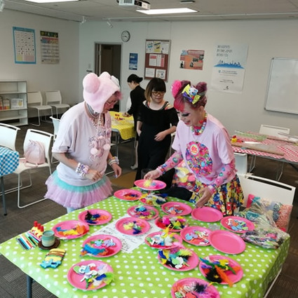 6DOKIDOKI NEW GENERATION KAWAII Tour Toronto Japan Foundation Time After Time Capsule Workshop and Event