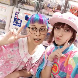 MINI KAWAII INTERVIEW - Kurebayashi