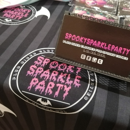 MINI KAWAII INTERVIEW - Designer of SPOOKY SPARKLE PARTY