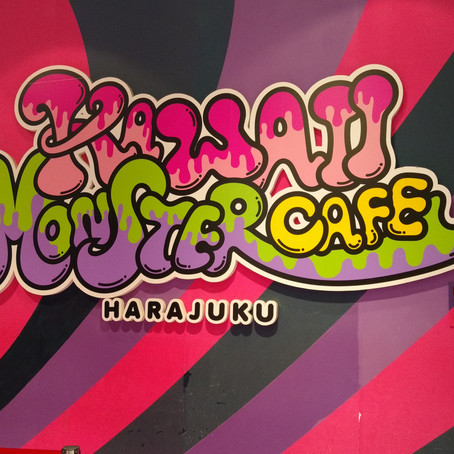 HAPPY HALLOWEEN! Kawaii Monster Cafe Party!