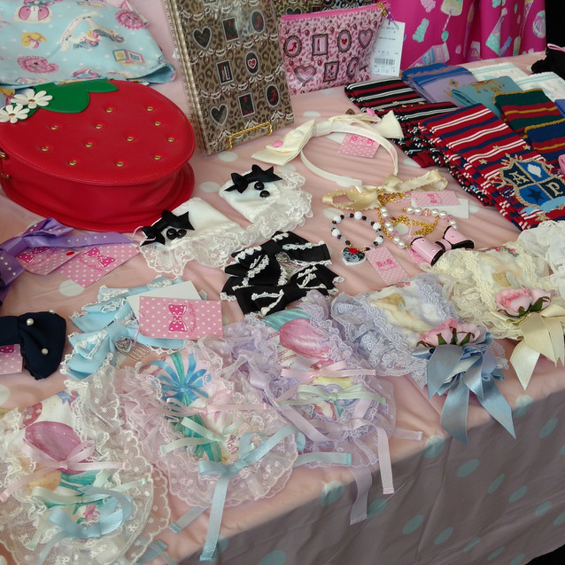 angelic pretty tekko 2019 ghost girl goods toronto harajuku fashion kawaii