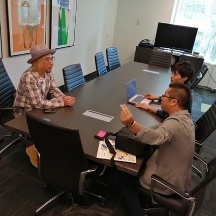 TORJA Magazine interviewing Sebastian Masuda  6DOKIDOKI NEW GENERATION KAWAII Tour Toronto Japan Foundation Time After Time Capsule Workshop and Event