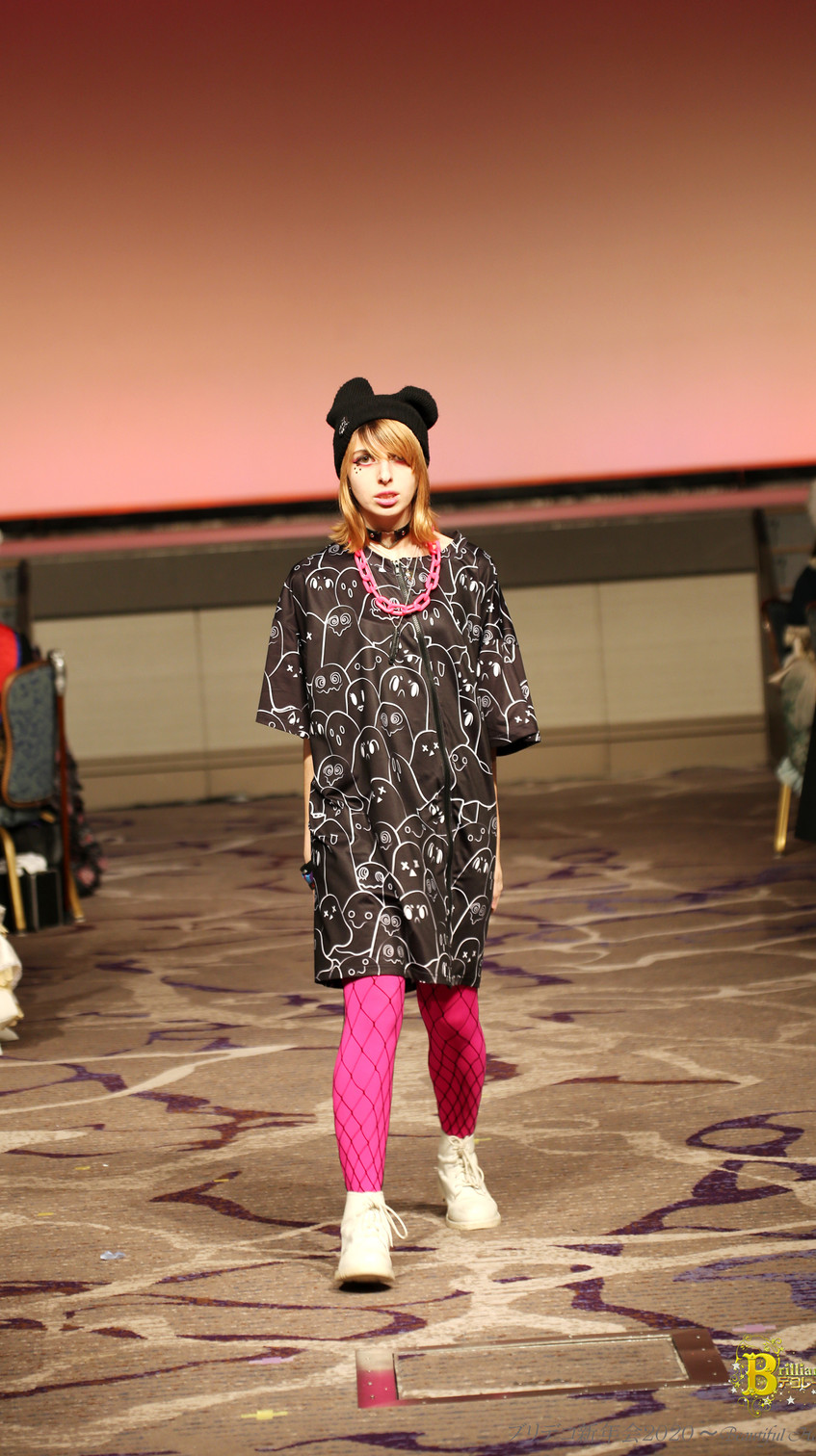 GHOST GiRL GOODS at ブリデコ 2020 BruiDeco World Lolita Collection Fashion Show in Japan