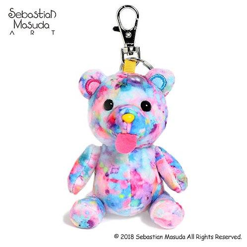 6%DOKIDOKI - Time After Time Capsule -Bear- #DayDream Mini Mascot Keychain