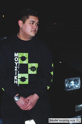 ΜΟΥΣΙΚΗ Glow Crewneck Sweater