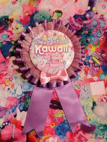 NEW GENERATION KAWAII (Pompoji) Rosette