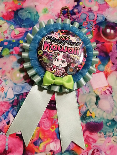 NEW GENERATION KAWAII (GHOST GiRL) Rosette